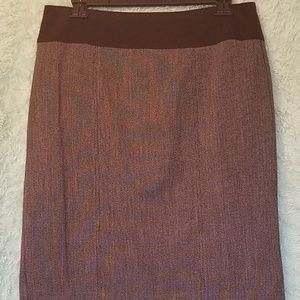 Size 10 Worthington Pencil Skirt